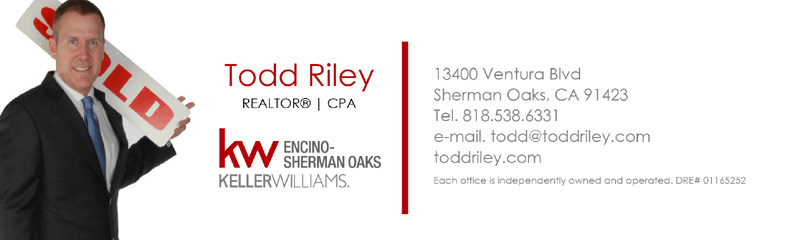 Todd Riley - Encino Real Estate Agent
